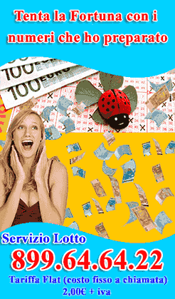 vincere al lotto