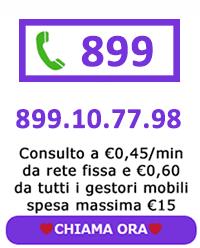 consulto di cartomanzia con 899
