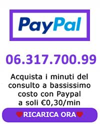 consulto di cartomanzia con paypal